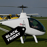 BLACK FRIDAY (-25%): Fly a helicopter for 30 minutes